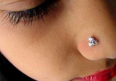 Guia Piercing No Nariz Fotos Dicas Cuidados Modelos