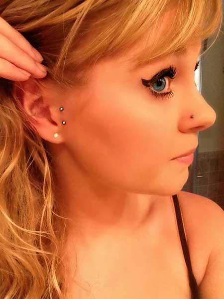 piercings da moda