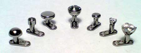 Microdermal Piercing