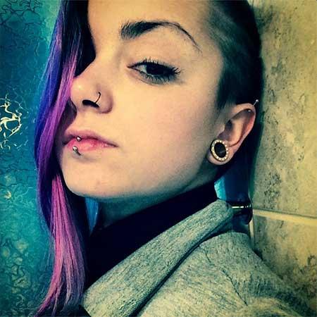 51 fotos de piercing na orelha que você vai adorar ...
