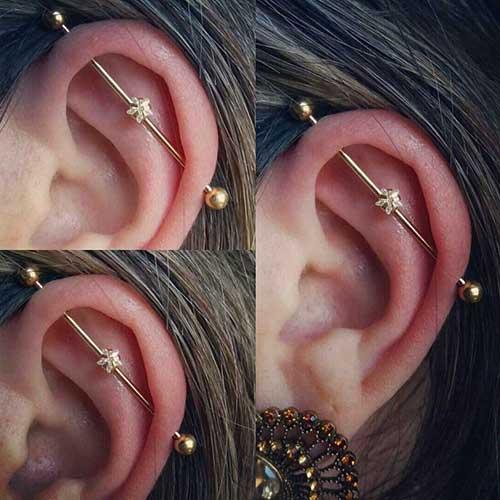 piercing trasversal